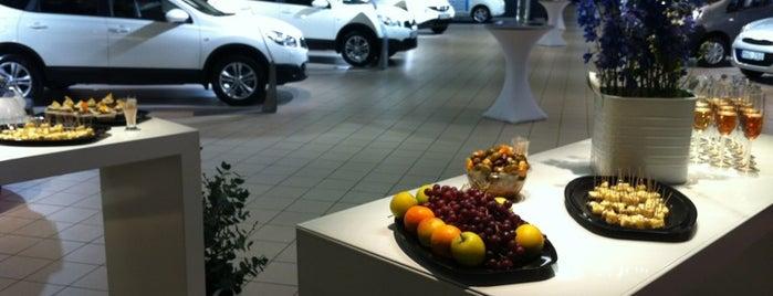 Mobility Motors is one of Lieux qui ont plu à Balázs.