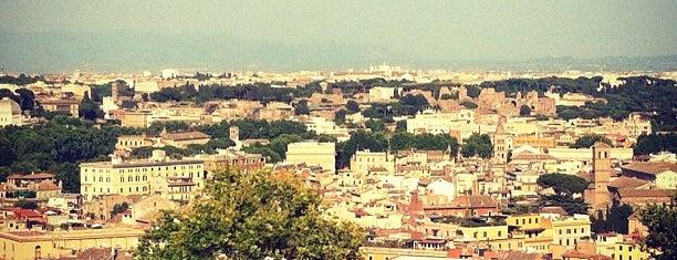 Terrazza del Gianicolo is one of Supova in Roma.
