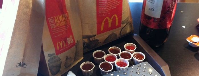 McDonald's is one of Karolína 님이 좋아한 장소.