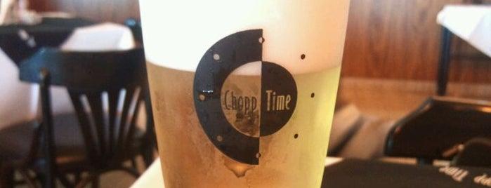 Chopp Time is one of Comida.