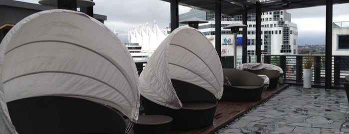 Fairmont Pacific Rim is one of Out & About in Vancouver B.C..