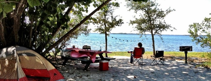 Fort DeSoto Park is one of St. Pete Beach.