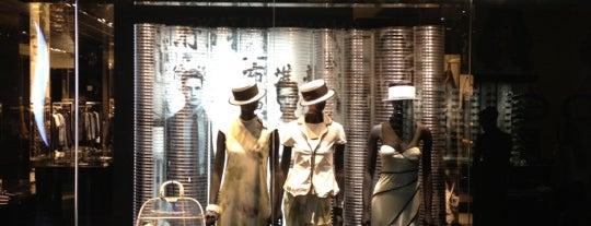 Armani Exchange is one of Las Vegas Style.