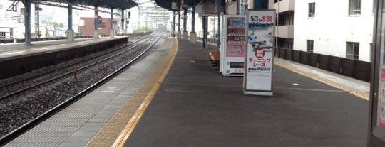 Heiwajima Station (KK08) is one of よく行く.