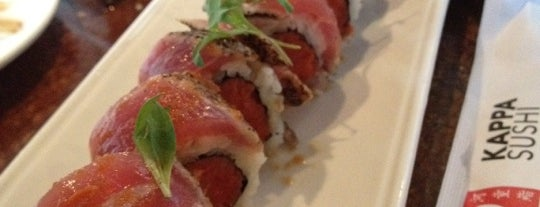 Kappa Sushi is one of SD: Food & Drinks.
