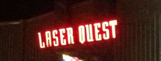 Laser Quest is one of Kia's Liked Places.