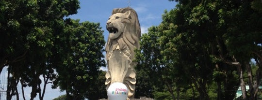 Sentosa Merlion is one of Best of Singapore.