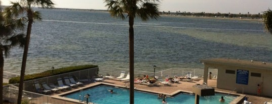 Sailport Waterfront Suites on Tampa Bay is one of Rocky Point.