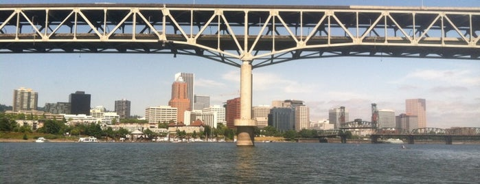 Marquam Bridge is one of Portland Faves.