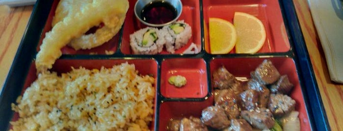 Sushi Cafe is one of Adventures in Dining: USA!.