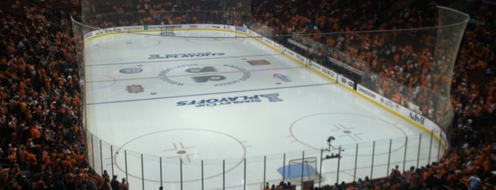 Wells Fargo Center is one of NHL Arenas 2013.