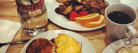 Toronto - Breakfast -