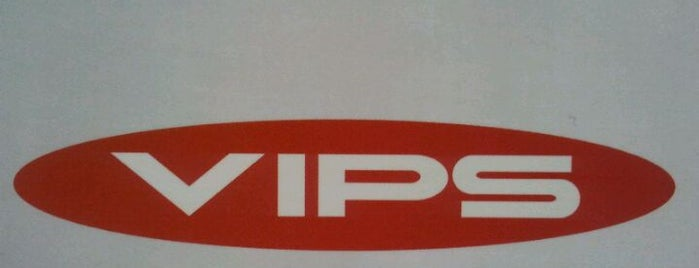 VIPS Ruzafa is one of Sitos que me gustan para merendar.