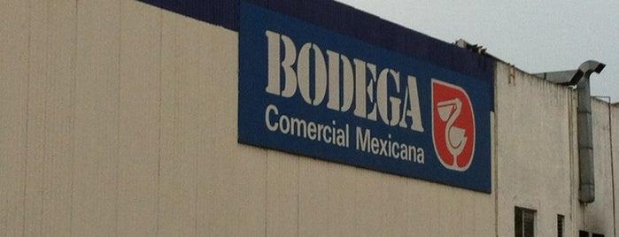 Bodega Comercial Mexicana is one of Posti che sono piaciuti a Joaquin.