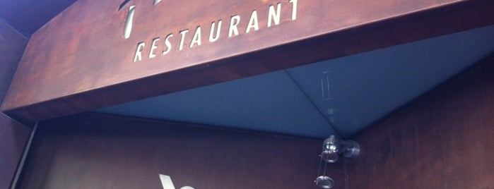 Manairó is one of 3* Star* Restaurants*.