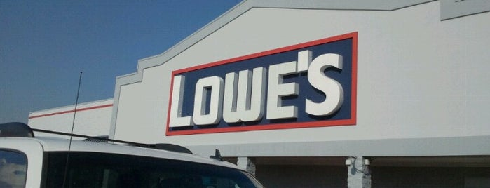 Lowe's is one of All-time favorites in United States.