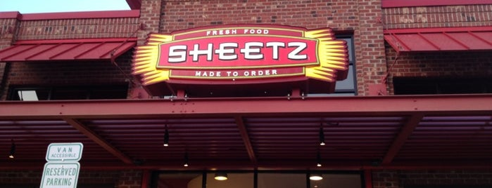 Sheetz is one of Posti che sono piaciuti a Betsy.