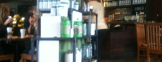 Starbucks is one of Tom's Liked Places.