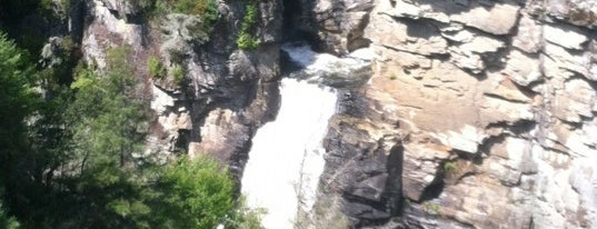Linville Falls is one of Trudy's list.