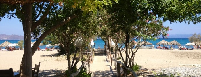 Mylos Beach Bar is one of Kos.