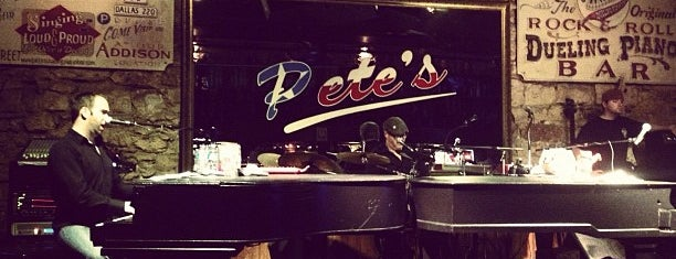 Pete's Dueling Piano Bar is one of Let's Get Romantic.