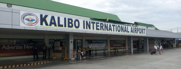 Kalibo International Airport (KLO) is one of Leaving on a jet plane....