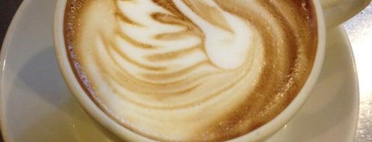 Simon's Coffee Shop is one of Coffee 101.
