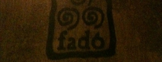 Fadó Irish Pub is one of Eric O.'s Favorite Bars.