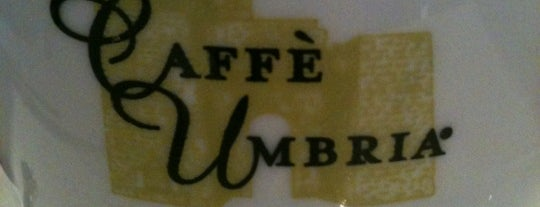 Caffè Umbria is one of Portland's best.