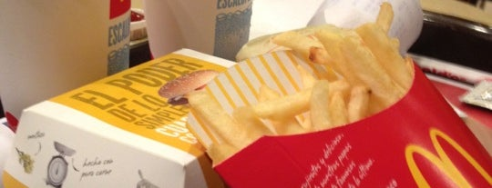 McDonald's is one of Must-visit Food in Quito.