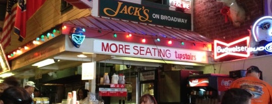 Jack's Bar-B-Que is one of Faithe 님이 좋아한 장소.