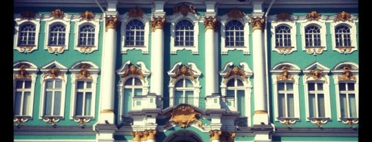 Hermitage Museum is one of Best in SPb by @oleganisimov.