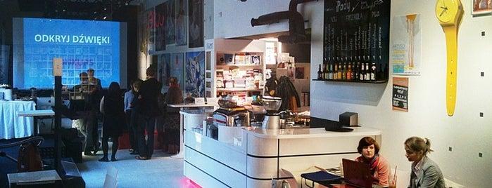 MiTo art café books is one of Foursquare Specials in Poland.