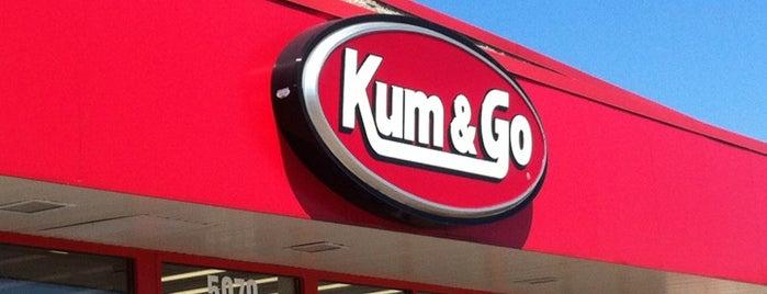 Kum & Go is one of Lieux qui ont plu à Matthew.
