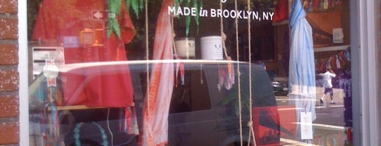 By Brooklyn is one of Shop.