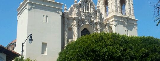Mission San Francisco de Asís is one of 101 places to see in San Francisco before you die.