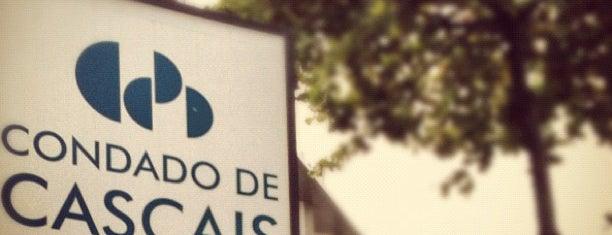 Condado de Cascais is one of Charles Souza Madureira : понравившиеся места.