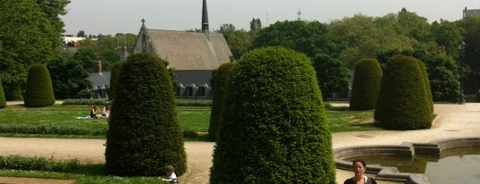 Park van Abdij Ter Kameren / Parc de l'Abbaye de la Cambre is one of Brüssel.