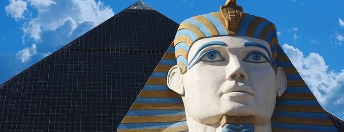 Luxor Hotel & Casino is one of Specific Nevada.