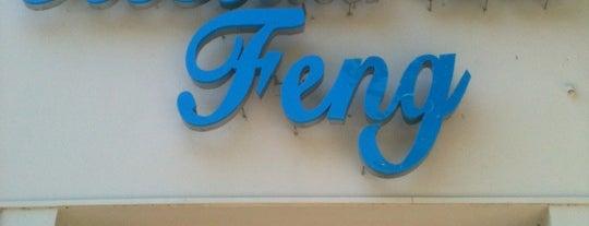 Restaurant Feng is one of สถานที่ที่ Luis ถูกใจ.