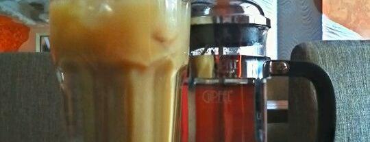 Kofein / Кофеин is one of Cafe Kyiv (Kiev, Ukraine).