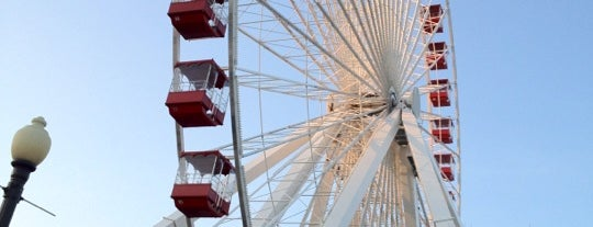 Navy Pier is one of Parents in Town!.