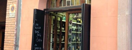 El Celleret Vins is one of Exploring Barcelona.