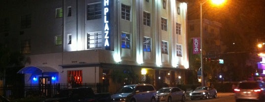 South Beach Plaza Hotel is one of Tempat yang Disukai Patty.