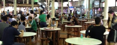 Lau Pa Sat Festival Market is one of Singapore/シンガポール.