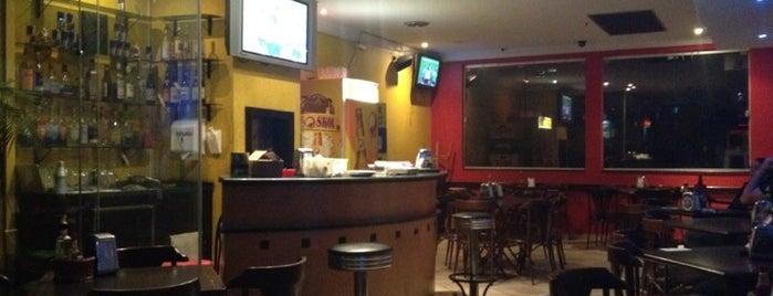 Roxinho Snack Bar is one of Locais curtidos por Raphaël.
