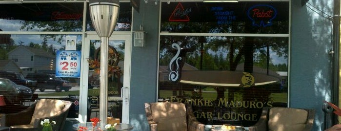 Frankie Maduro's Cigar Lounge is one of Cigar Friendly Tampa Bay.