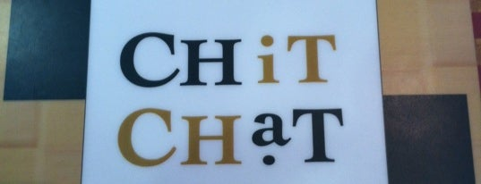 Chit Chat Diner is one of Al 님이 저장한 장소.
