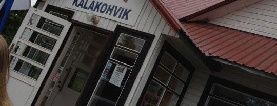 Kalakohvik is one of Galina'nın Kaydettiği Mekanlar.