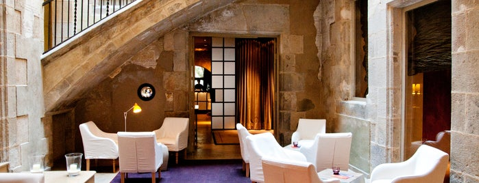 Hotel Neri is one of BCN.